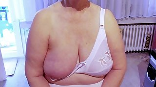 OmaGeiL Granny and Amateur Pictures thither Compilation